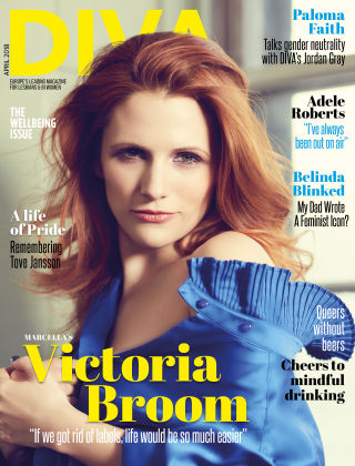 Diva Magazine April 2018