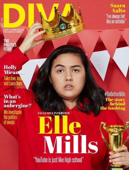 Diva Magazine April 20, 2018 00:00