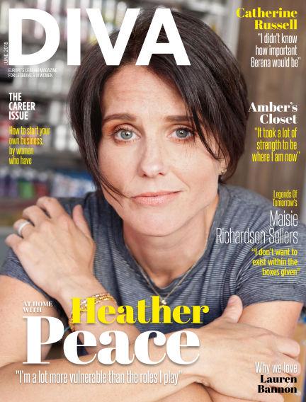 Diva Magazine May 25, 2018 00:00