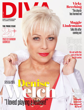 Diva Magazine July 2018