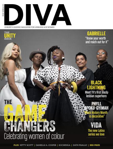 Diva Magazine September 21, 2018 00:00