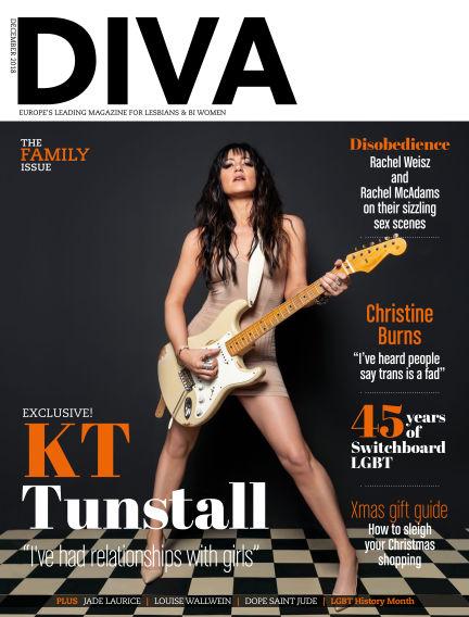 Diva Magazine November 23, 2018 00:00