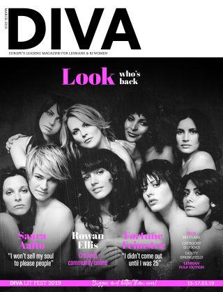 Diva Magazine March 2019