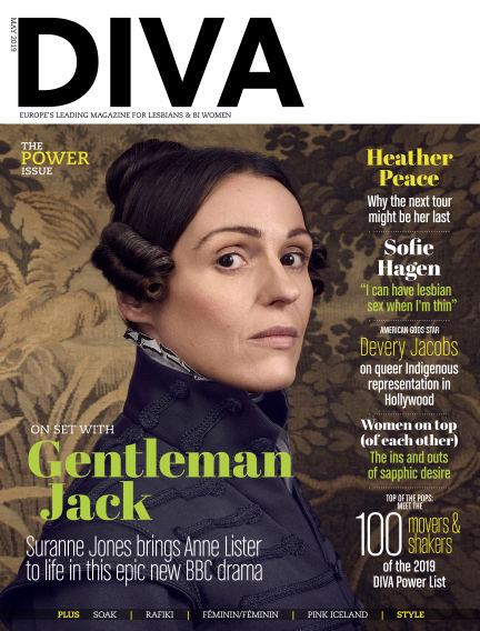 Diva Magazine April 26, 2019 00:00