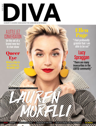 Diva Magazine June 2019