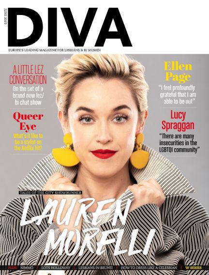 Diva Magazine May 24, 2019 00:00