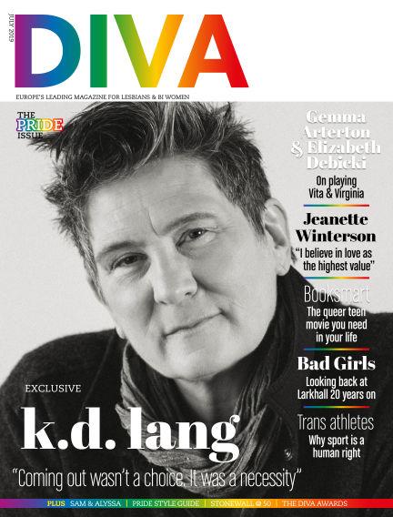 Diva Magazine June 21, 2019 00:00