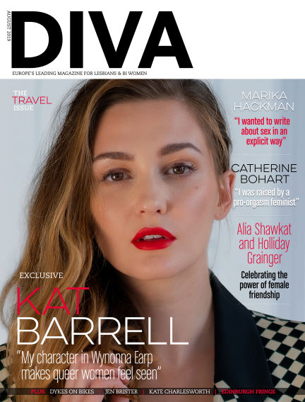 Diva Magazine July 19, 2019 00:00