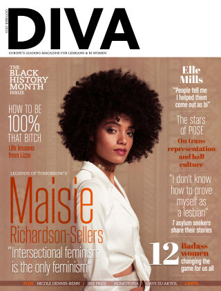 Diva Magazine October 2019