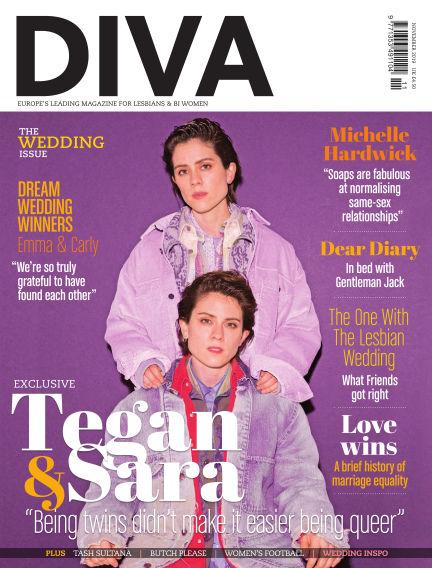 Diva Magazine October 25, 2019 00:00