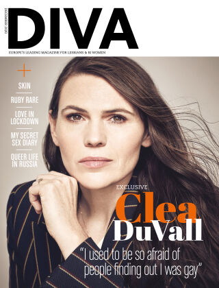 Diva Magazine December 2020