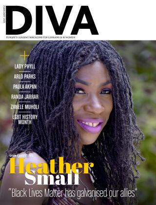 Diva Magazine February 2021