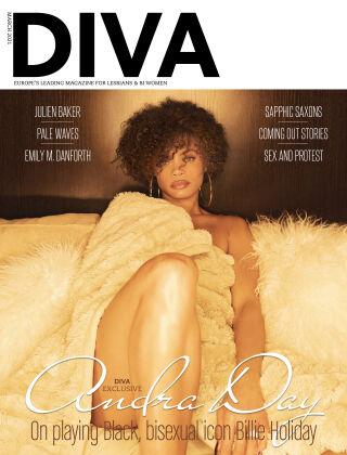 Diva Magazine March 2021