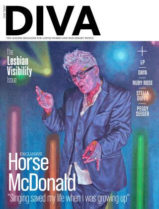 Diva Magazine April 2021