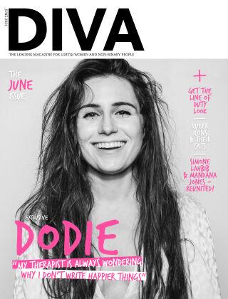 Diva Magazine June 2021