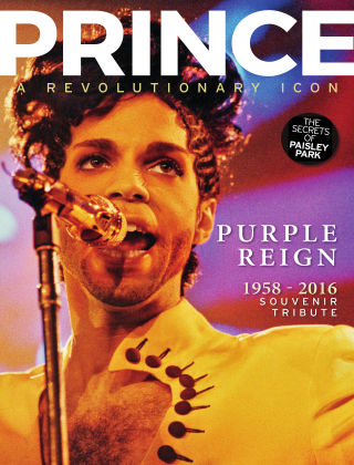 Prince: Purple Reign Souvenir Tribute