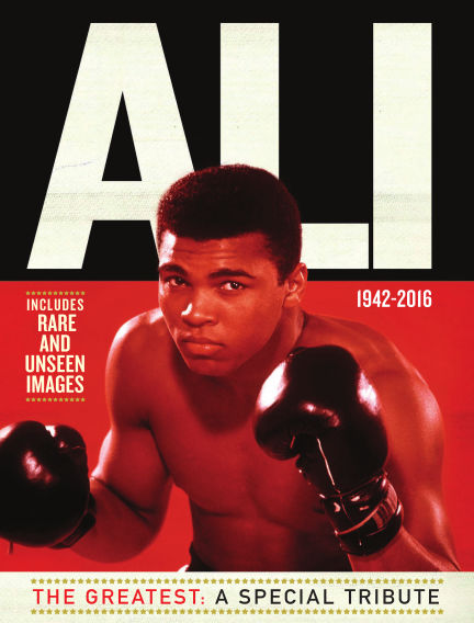Ali: The Greatest May 13, 2017 00:00
