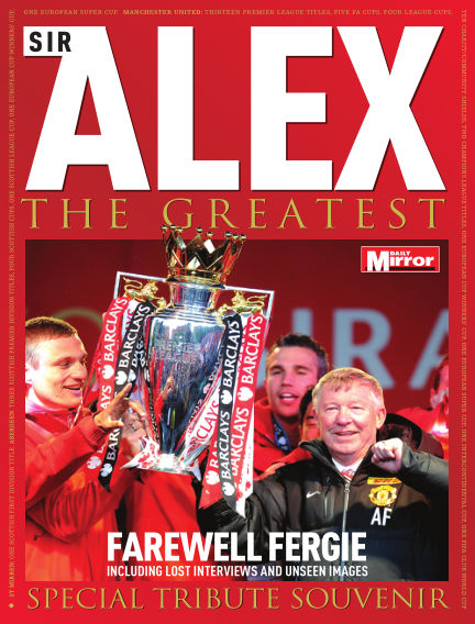 Sir Alex - The Greatest