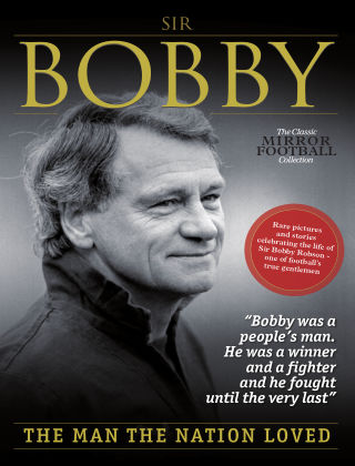 A Tribute to Sir Bobby Robson Issue 1