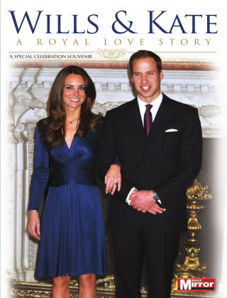 Wills & Kate: A Royal Love Story  Issue 1
