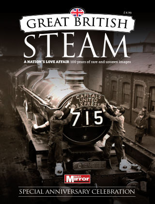 Great British Steam Issue 01