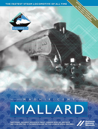 Magnificant Mallard Issue 01