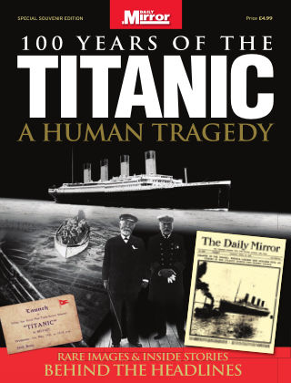 Titanic - A Human Tragedy Issue 01