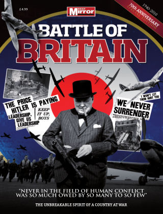 Battle of Britan Issue 01