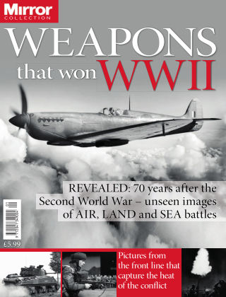Weapons that won WWII Issue 01