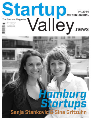 StartupValley 04/2016