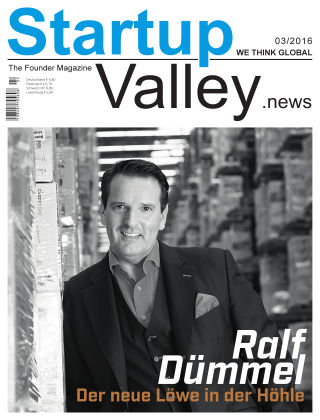 StartupValley 03/2016