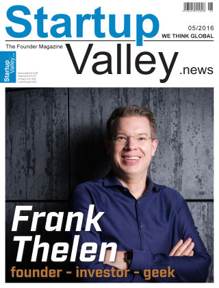 StartupValley 05/2016