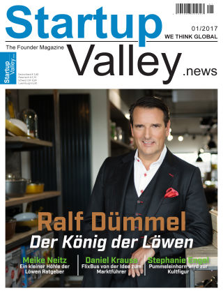 StartupValley 01/2017