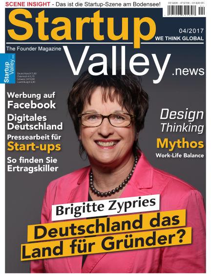 StartupValley June 30, 2017 00:00