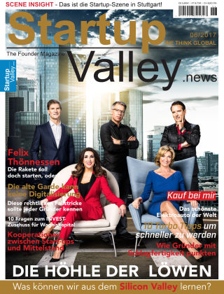 StartupValley 06/2017