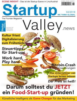 StartupValley 02/2018