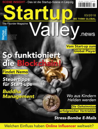 StartupValley 03/2018