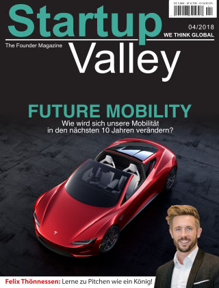 StartupValley 04/2018