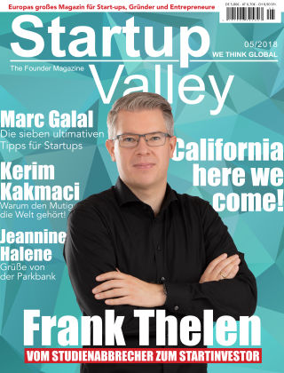 StartupValley 05/2018