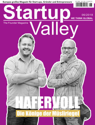 StartupValley 06/2018
