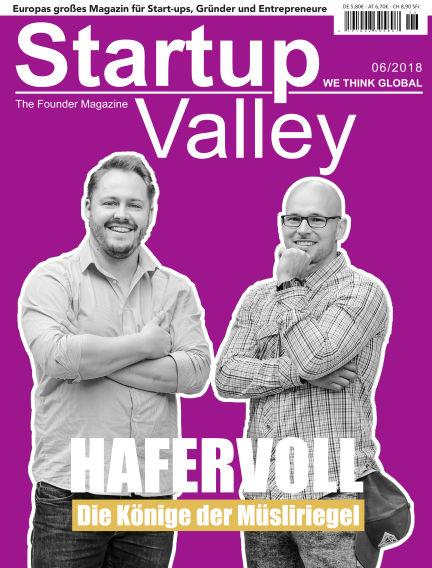 StartupValley October 26, 2018 00:00