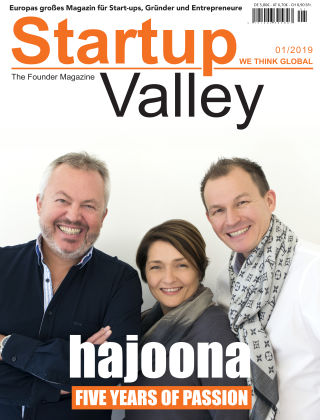 StartupValley 01/2019