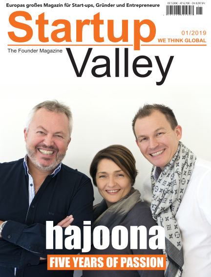 StartupValley December 21, 2018 00:00