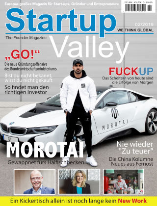 StartupValley 02/2019