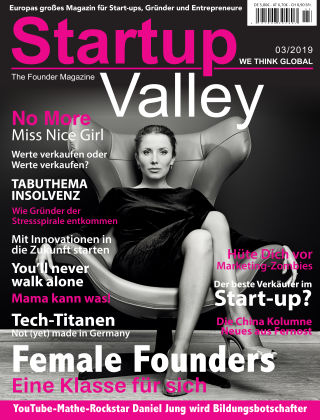 StartupValley 03/2019