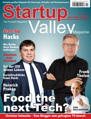 StartupValley 04/2019