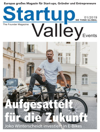 StartupValley Events 01/19