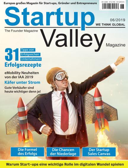 StartupValley October 25, 2019 00:00