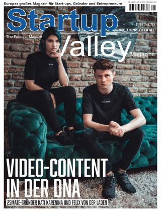 StartupValley Ausgabe 01/2020