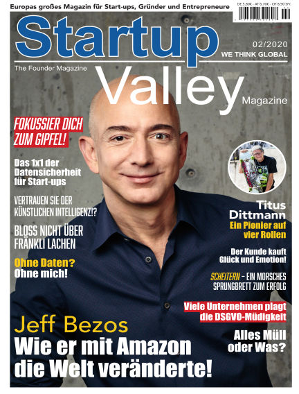 StartupValley February 28, 2020 00:00